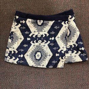 Ikat Inspired Zara Skirt